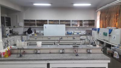 آزمایشگاه مواد غذایی -